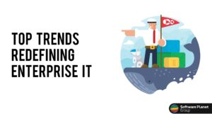 Trends in corporate IT cover