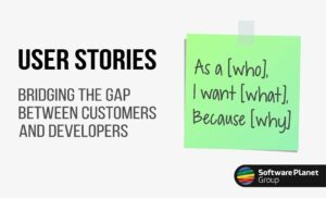 User stories cover