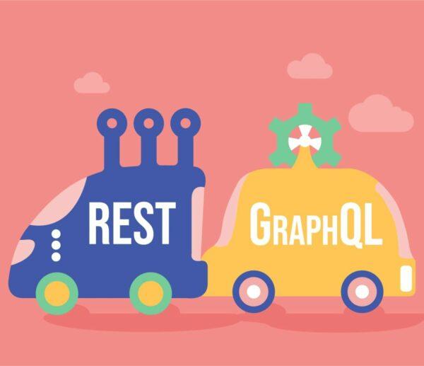 Rest API and GraphQL cover