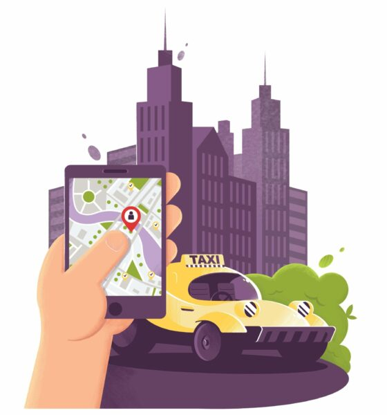 How much does it cost to build an Uber-like app cover