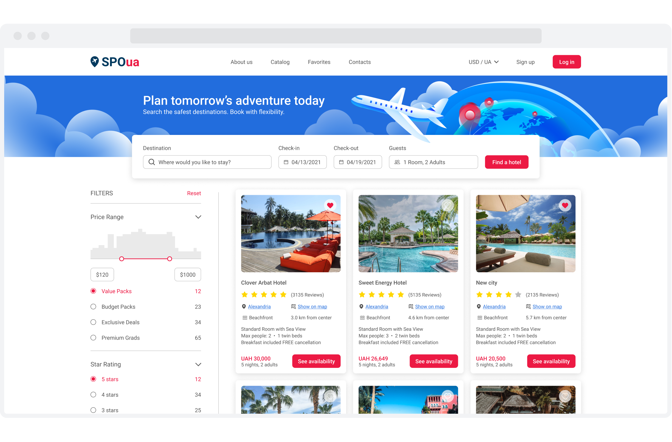 Travel Tours Aggregator List Of Offers