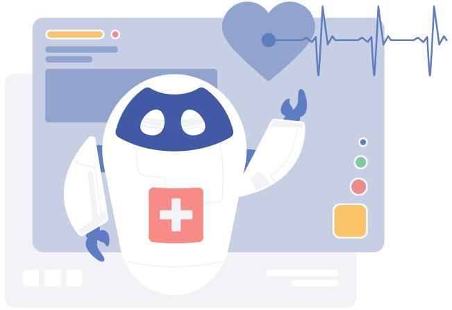 Web Development for Healthcare - SPG Expertise