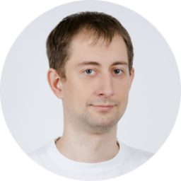Head of Development Maksym Shekhovets