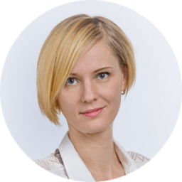 CFO Oksana Smirnova